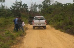 Jalan pedesaan